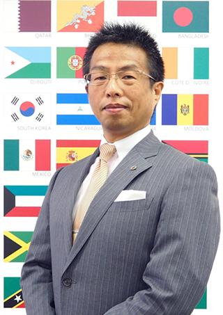 代表取締役社長 兼元 謙任