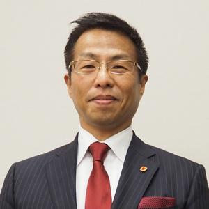 代表取締役社長(CEO)兼元  謙任 (かねもと かねとう)