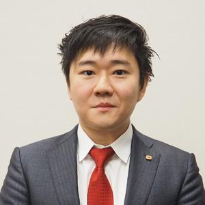 取締役 経営企画・ブロックチェーン推進(CBCO/Cheif Block Chain Officer)松田 元