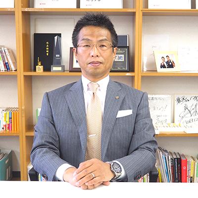 代表取締役社長 兼元 謙任 / kaneto kanemoto