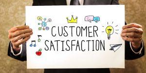 顧客満足の向上に必要な、2つの要素とは?