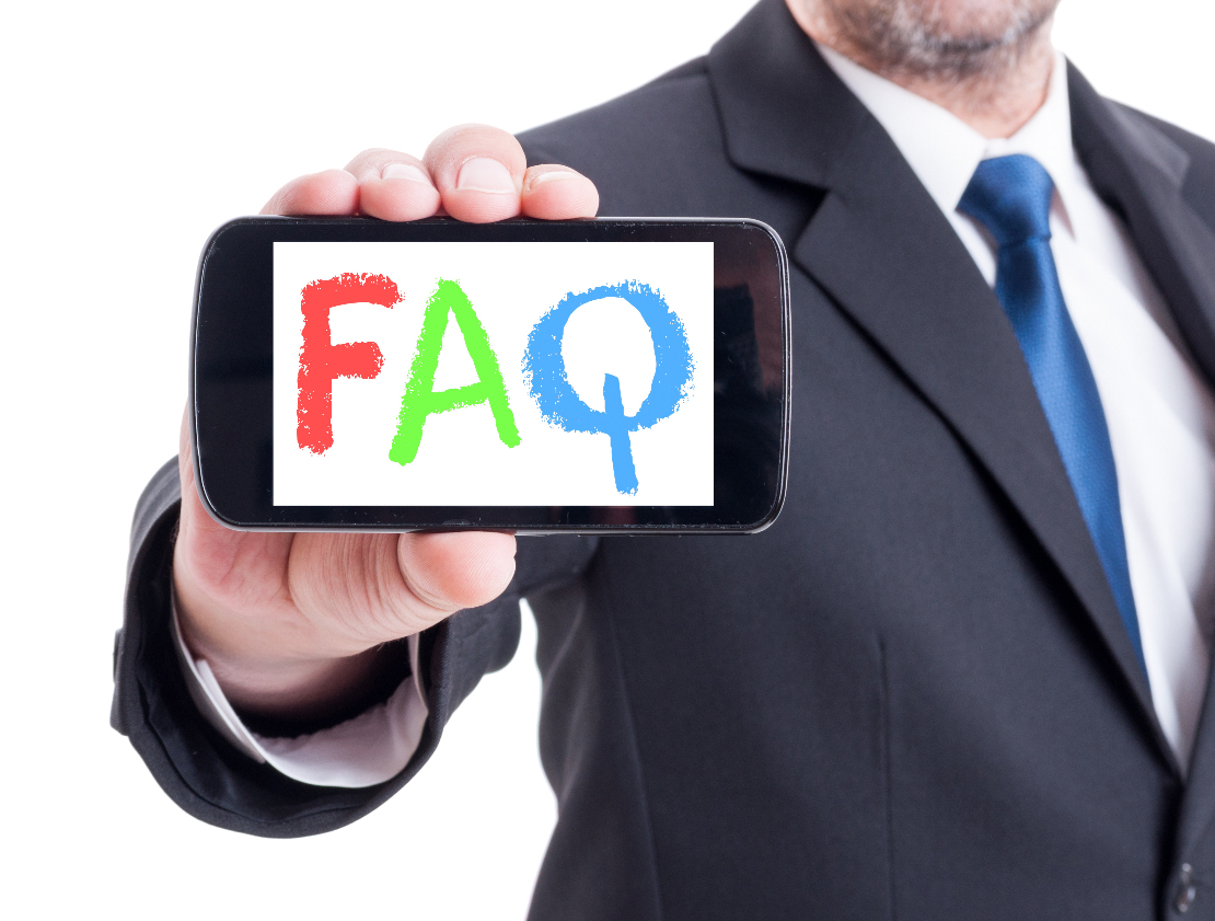 FAQってスマホでどれくらい見られているの?稼動データを公開!
