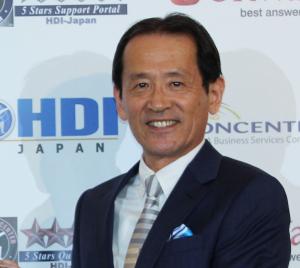 山下 辰巳(HDI-Japan 代表取締役 CEO)